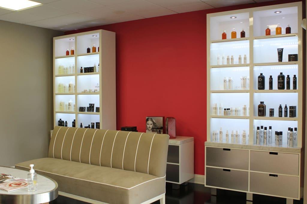 columbia hair salon